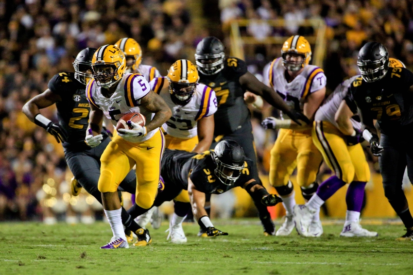 What We Learned From LSU's Win Over Missouri