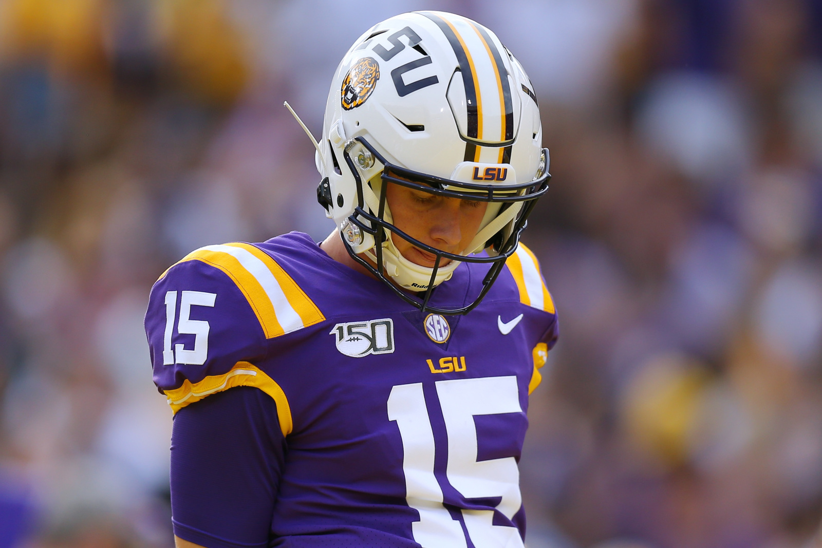 LSU football will enter the 2020 season in an unusual position