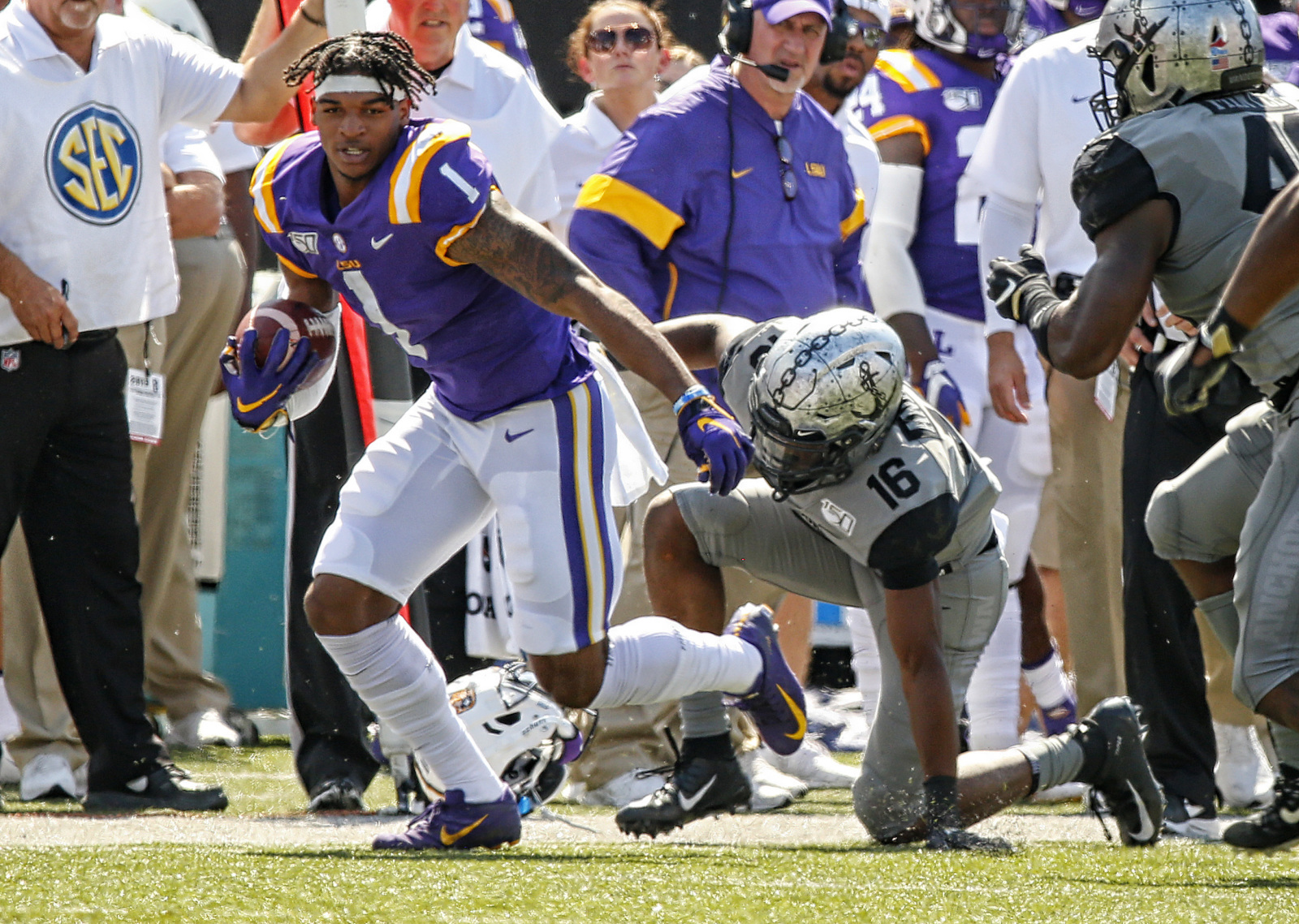 LSU Football: Ja'Marr Chase almost didn't end up in Baton Rouge
