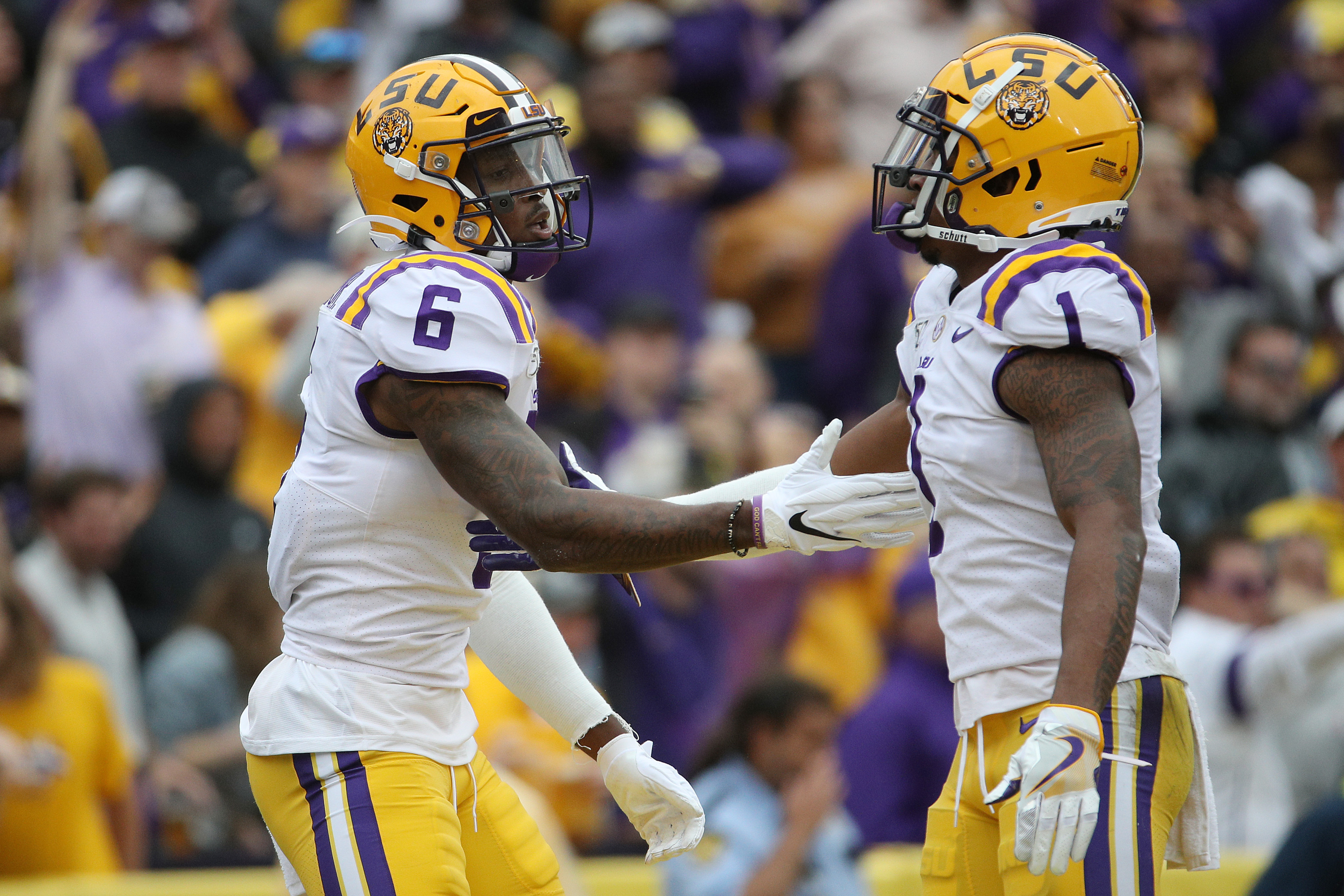 Why LSU football's odds to repeat as national champions are fair