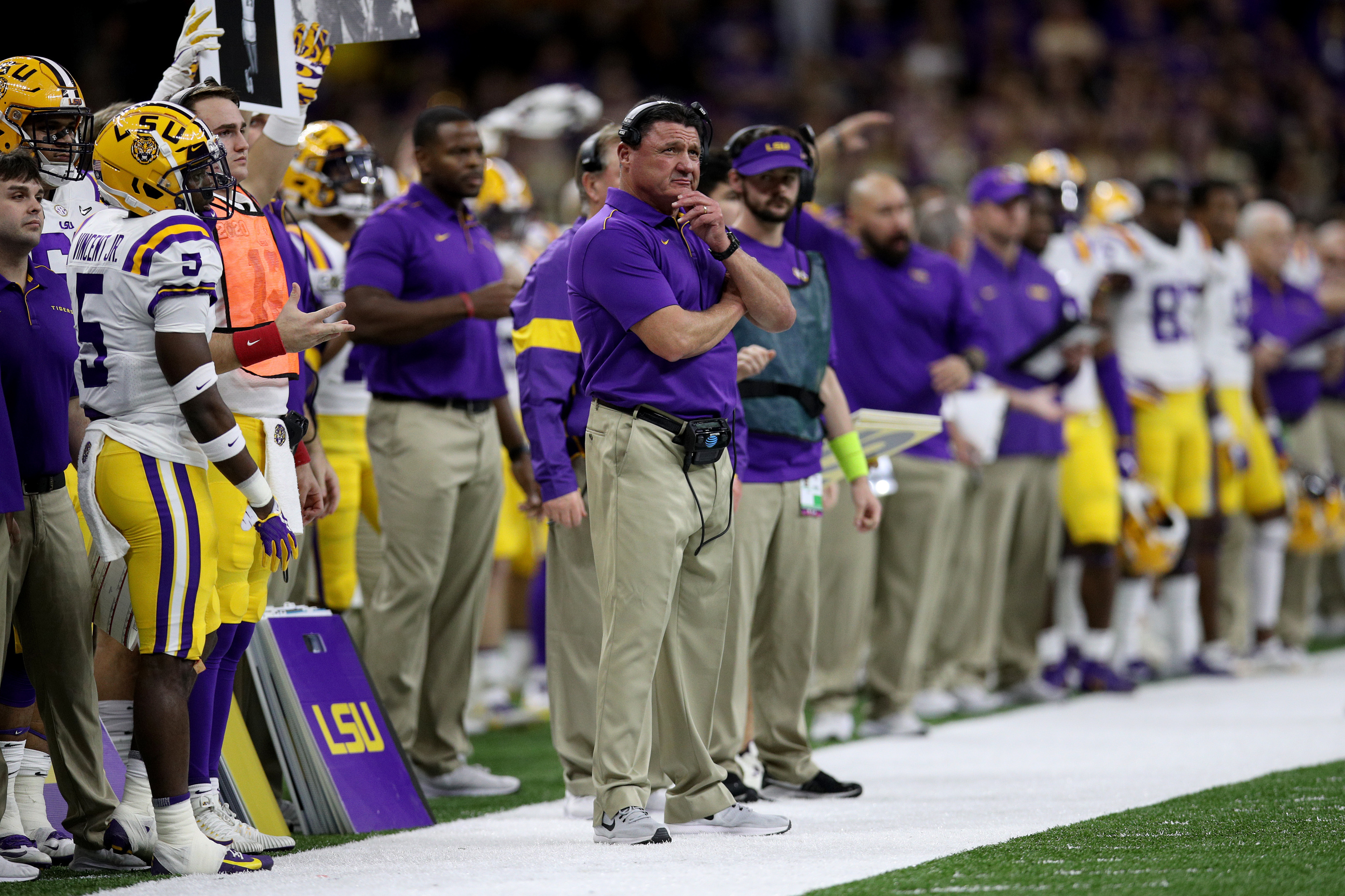 2021 4-star RB is a must-get for LSU Football