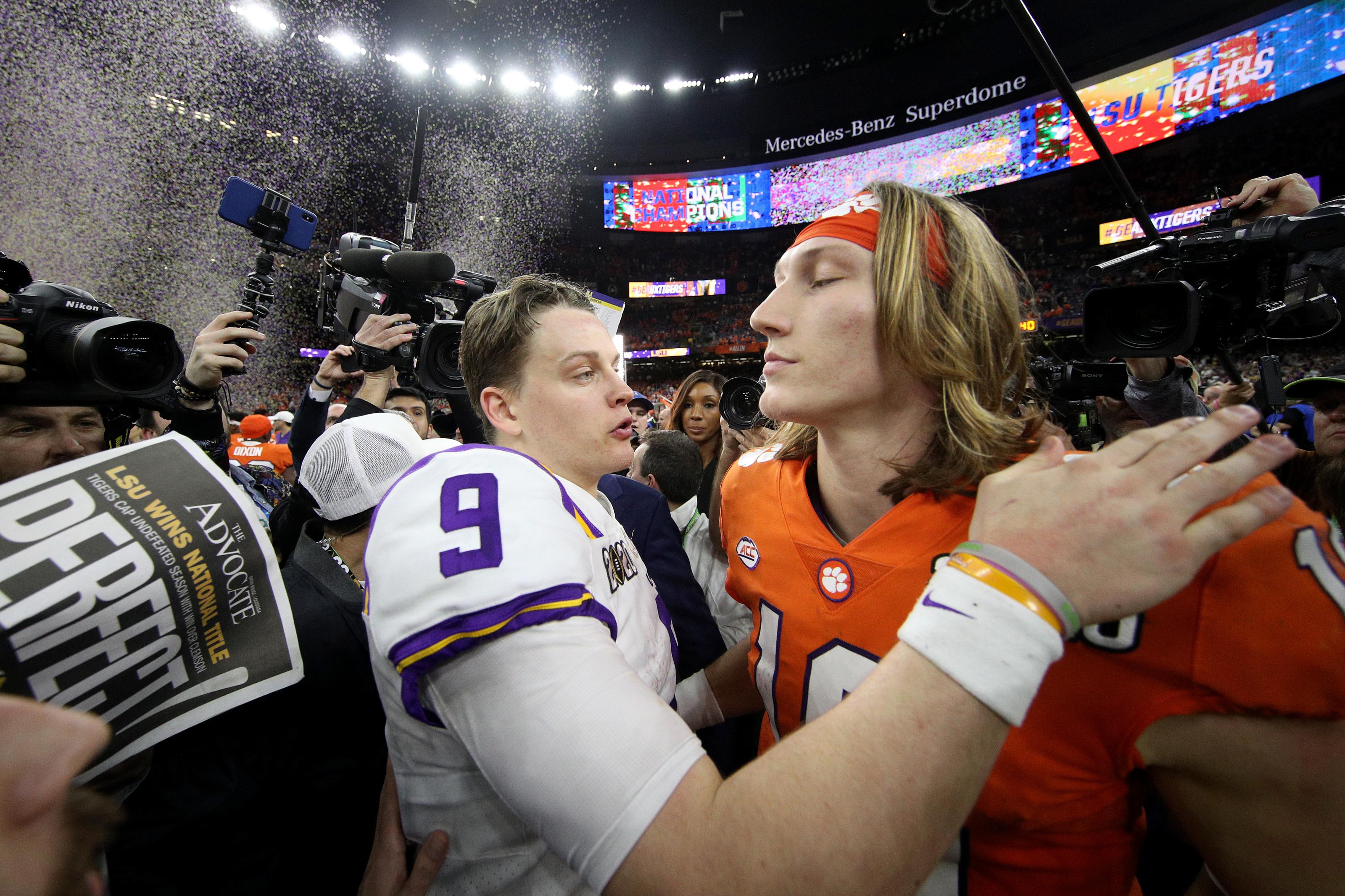 NFL coach nails the reason Joe Burrow is better than Trevor Lawrence
