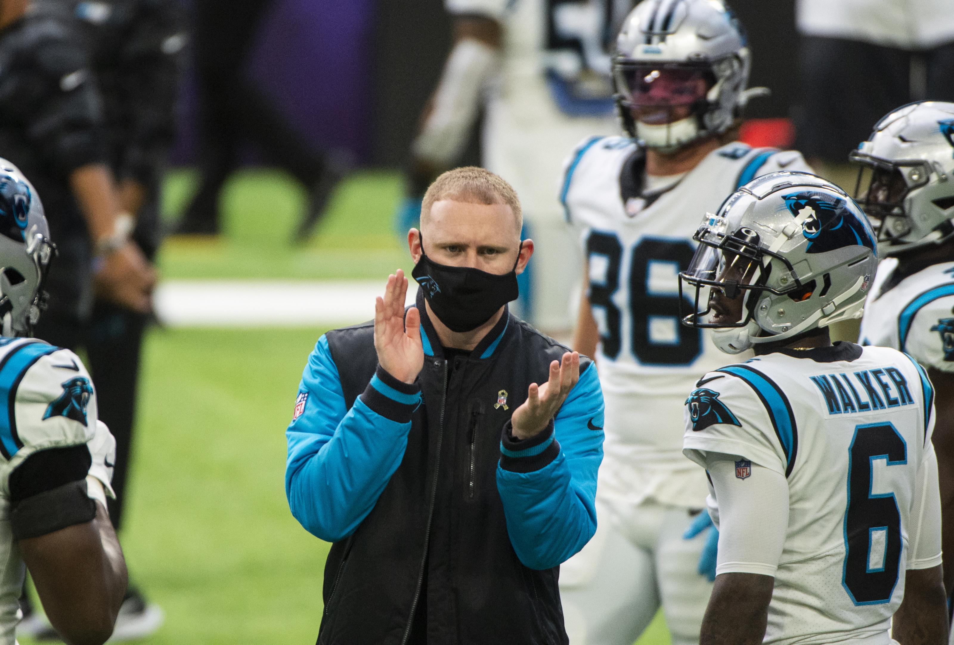 Joe Brady unlikely to be an NFL head coach in 2021